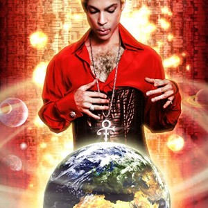 PRINCE-PLANET EARTH