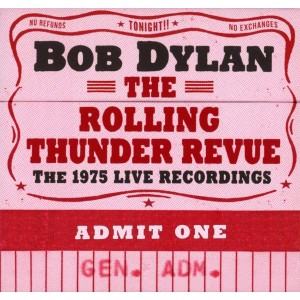 BOB DYLAN-ROLLING THUNDER REVUE SDLX