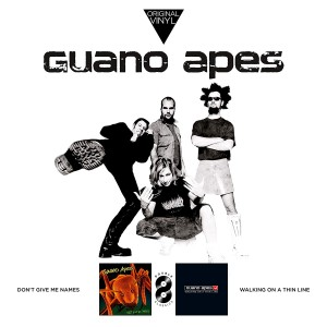 GUANO APES-DON´T GIVE ME NAMES + WALKING ON A THIN LINE