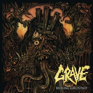 GRAVE-BURIAL GROUND -LTD/DIGI-