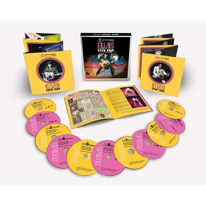 ELVIS PRESLEY-LIVE 1969 BOX SET