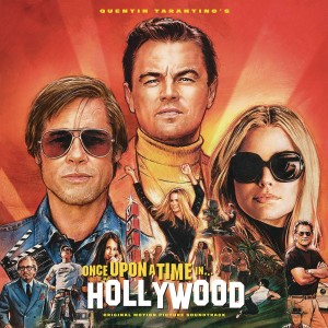 QUENTIN TARANTINO´S ONCE UPON A TIME IN HOLLYWOOD OST