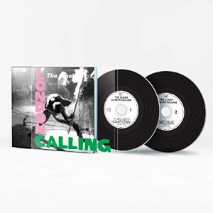 CLASH-LONDON CALLING 40TH ANNIVERSARY SPECIAL SLEEVE