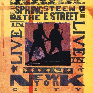 BRUCE SPRINGSTEEN & THE-LIVE IN NEW..