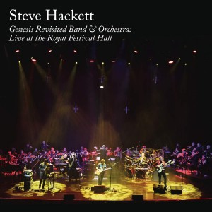 STEVE HACKETT-GENESIS REVISITED: BAND & ORCHESTRA 2CD+DVD