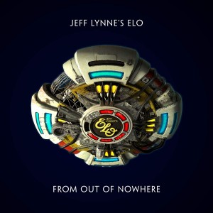 ELECTRIC LIGHT ORCHESTRA-FROM OUT OF NOWHERE (BLUE VINYL)