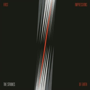 STROKES-FIRST IMPRESSIONS OF EARTH (COLOURED)