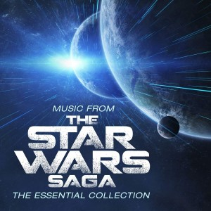 OST-MUSIC FROM THE STAR WARS SAGA