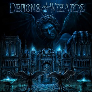 DEMONS & WIZARDS-III -GATEFOLD-