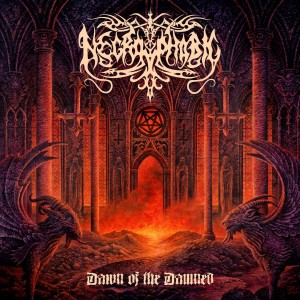 NECROPHOBIC-DAWN OF THE DAMNED
