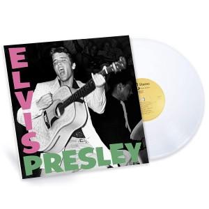 ELVIS PRESLEY-ELVIS PRESLEY (WHITE VINYL)