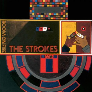 STROKES-ROOM ON FIRE