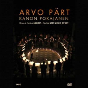 ARVO PÄRT-KANON POKAJANEN