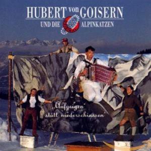 HUBERT VON GOISERN-AUFGEIGEN STATT NIEDERSCH