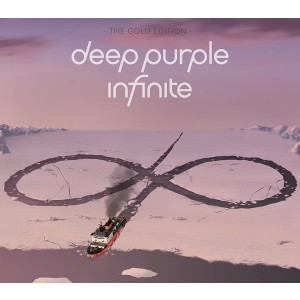 DEEP PURPLE-INFINITE LTD GOLD EDITION