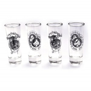 MOTÖRHEAD SHOT GLASSES