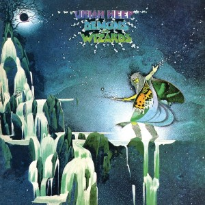 URIAH HEEP-DEMONS AND WIZARDS (2-CD SET)