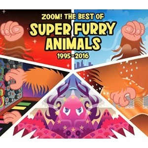 SUPER FURRY ANIMALS-ZOOM! THE BEST OF