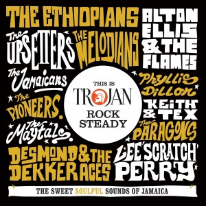 VARIOUS ARTISTS-THIS IS TROJAN ROCK..