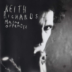 KEITH RICHARDS-MAIN OFFENDER