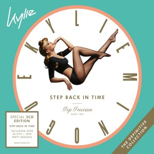 KYLIE MINOGUE-STEP BACK IN TIME: THE DEFINIT