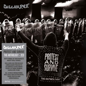 DISCHARGE-PROTEST AND SURVIVE : THE ANTH