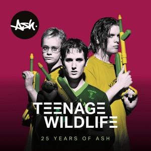 ASH-TEENAGE WILDLIFE - 25 YEARS OF