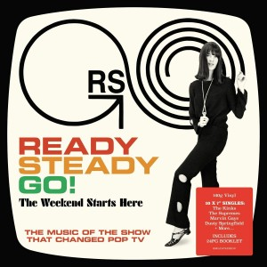 VARIOUS ARTISTS-READY STEADY GO! - THE WEEKEND