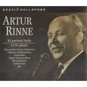 ARTUR RINNE-EESTI KULLAFOND