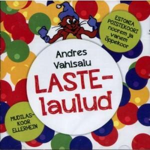 ANDRES VAHISALU LASTELAULE