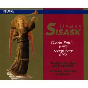 URMAS SISASK-GLORIA PATRI