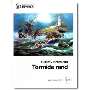 GUSTAV ERNESAKS-TORMIDE RAND 2CD