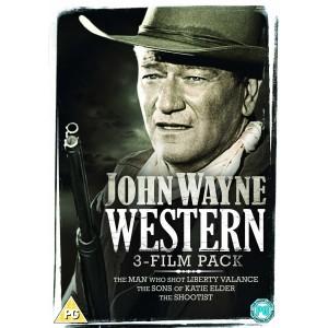 JOHN WAYNE WESTERN TRIPLE COLLECTION