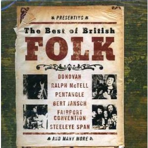 VARIOUS ARTISTS-THE BEST OF BRITISH FOLK