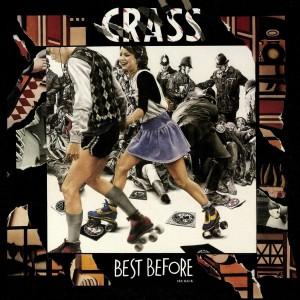 CRASS-BEST BEFORE 1984 (REMASTERED)