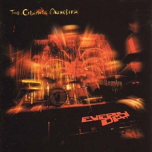 CINEMATIC ORCHESTRA-EVERYDAY
