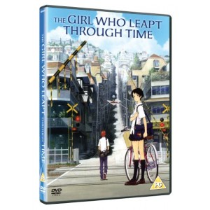 THE GIRL WHO LEAPED THROUGH TIME