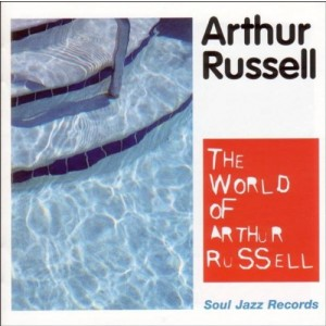 ARTHUR RUSSELL-THE WORLD OF  ARTHUR RUSSELL (3LP)