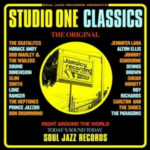 VARIOUS ARTISTS-STUDIO ONE CLASSICS