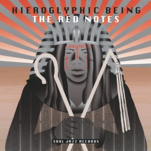 HIEROGLYPHIC BEING-THE RED NOTES