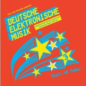 VARIOUS ARTISTS-DEUTSCHE ELEKTRONISCHE MUSIK 3