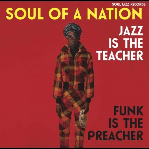 VARIOUS ARTISTS-SOUL OF  A NATION 2: AFRO-CENTRIC JAZZ, STREET FUNK AND THE ROOTS OF RAP IN THE BLACK POWER ERA 1969-75