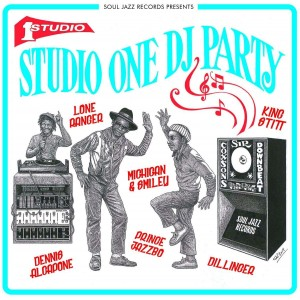 VARIOUS ARTISTS-STUDIO ONE DJ PARTY
