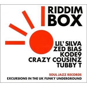 VARIOUS ARTISTS-RIDDIM BOX