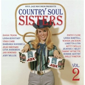 VARIOUS ARTISTS-COUNTRY SOUL SISTERS 2: WOMEN IN COUNTRY MUSIC 1952-78