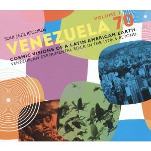 VARIOUS ARTISTS-VENEZUELA 70 VOL 2: EXPERIMENTAL ROCK IN THE 1970S & BEYOND