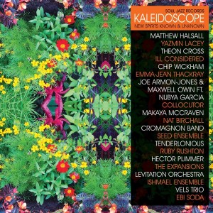 VARIOUS ARTISTS-KALEIDOSCOPE: NEW SPIRITS KNOWN & UNKNOWN