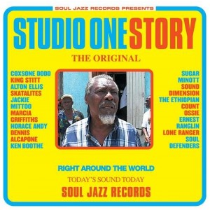 VARIOUS ARTISTS-STUDIO ONE STORY