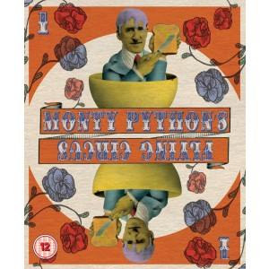 MONTY PYTHON´S FLYING CIRCUS: COMPLETE 1 SEASON RESTORED + BOOK