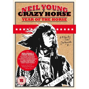 NEIL YOUNG CRAZY HORSE - YEAR OF THE HORSE